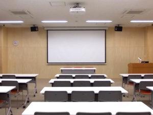研修室映像装置